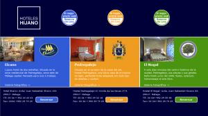Weba50 Web Hotelera con Motor de Reservas